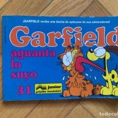 Cómics: GARFIELD Nº 31. Lote 294048308