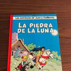 Cómics: LAS AVENTURAS DE JUAN Y GUILLERMO Nº 4, TAPA DURA, EDITORIAL GRIJALBO. Lote 294050393