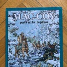 Cómics: MAC COY Nº 20: PATRULLA LEJANA - MUY BUEN ESTADO. Lote 294051993