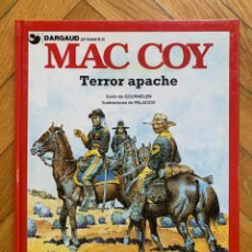Cómics: MAC COY Nº 17: TERROR APACHE. Lote 294052773