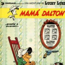 Cómics: LUCKY LUKE Nº 28 - MAMÁ DALTON - GRIJALBO 1985. Lote 6634183