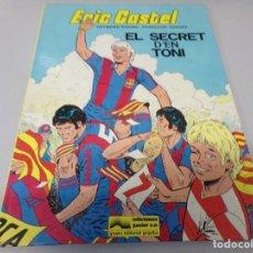 Cómics: ERIC CASTEL NUMERO 6 EL SECRET D´EN TONI GRIJALBO. Lote 294387258