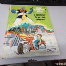 Cómics: MAZINGER Z. Nº 1. EL NACIMIENTO DE UN ROBOT MILAGROSO. EDICIONES JUNIOR. GRIJALBO. 1978. Lote 294452708