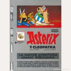 Cómics: ASTERIX Y CLEOPATRA. ALBERT UDERZO. RENÉ GOSCINNY. GRIJALBO. TAPA DURA. OFERTA 2X1. Lote 294554633