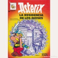 Cómics: LA RESIDENCIA DE LOS DIOSES. ALBERT UDERZO. RENÉ GOSCINNY. GRIJALBO. TAPA DURA. OFERTA 2X1. Lote 294554738
