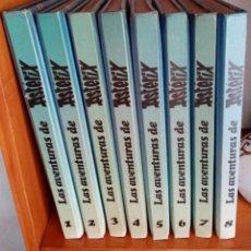 Cómics: LAS AVENTURAS DE ASTERIX – GRIJALBO - COLECCION COMPLETA 8 TOMOS. Lote 294836313