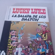 Cómics: LUCKY LUKE LA BALADA DE LOS DALTON. COLECCIÓN 16/22 Nº 7. GRIJALBO REF. UR MES. Lote 294894823