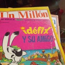 Fumetti: IDEFIX Y SU AMIGO. LA MASCOTA DE ASTERIX. Lote 295467943