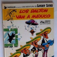 Cómics: LUCKY LUKE - LOS DALTON VAN A MEXICO - JUNIOR / GRIJALBO - 1979 - IMPECABLE. Lote 295639183