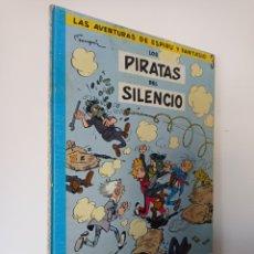Cómics: LOS PIRATAS DEL SILENCIO - 3 - LAS AVENTURAS DE ESPIRU - JAIMES LIBROS. Lote 295823483