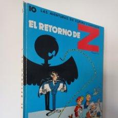 Cómics: EL RETORNO DE Z - LAS AVENTURAS DE ESPIRU - 10 - JAIMES LIBROS. Lote 295824353