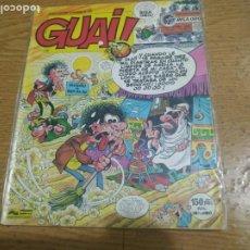 Cómics: REVISTA GUAI¡ 33. Lote 296939403
