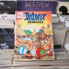 Cómics: ASTERIX EN BÉLGICA, TAPA BLANDA. Lote 296954718