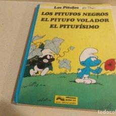 Cómics: COMIC LOS PITUFOS AÑO 1983. Lote 297091218