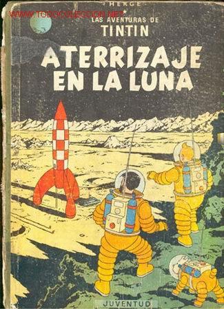 TINTÍN. ATERRIZAJE EN LA LUNA (Tebeos y Comics - Juventud - Tintín)