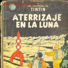 Cómics: TINTÍN. ATERRIZAJE EN LA LUNA. Lote 26224096