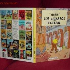 Cómics: TINTIN. LOS CIGARROS DEL FARAON ( 12ª EDICION). Lote 53183776