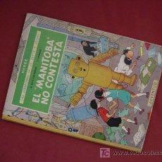 Cómics: JO, ZETTE Y JOKO (JUVENTUD). EL MANITOBA NO CONTESTA. 1ª EDIC.. Lote 27583423