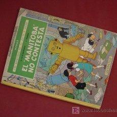 Cómics: JO, ZETTE Y JOKO (JUVENTUD). EL MANITOBA NO CONTESTA. 1ª EDIC.. Lote 27583422
