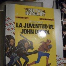 Cómics: LA JUVENTUD DE JOHN DIFOOL. EUROCOMIC, 1988. Lote 11209542