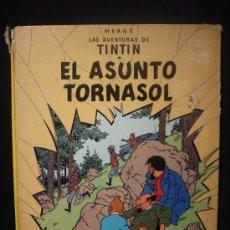 Cómics: TINTIN. EL ASUNTO TORNASOL. ED. JUVENTUD. 1979. Lote 23500055