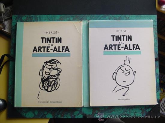 Cómics: TINTIN Y EL ARTE ALFA (JUVENTUD) - Foto 2 - 27071095