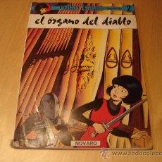Cómics: YOKO TSUNO Nº 2 - EL ÓRGANO DEL DIABLO - ED. NOVARO 1979. Lote 287467653