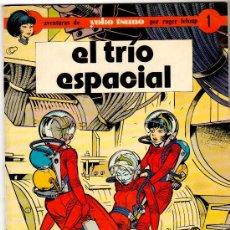 Cómics: YOKO TSUNO Nº 1 , NOVARO 1979, RARO EJEMPLAR EN COLOR, 48 PAGINAS. Lote 23824845