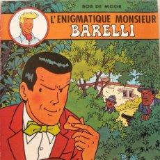 Cómics: L' ENIGMATIQUE MONSIEUR BARELLI, POR BOB DE MOOR. Lote 26893393