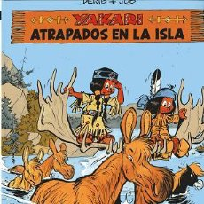 Cómics: COMIC YAKARI, Nº 9: ATRAPADOS EN LA ISLA. Lote 26637711