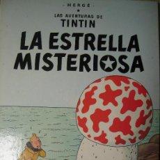 Cómics: LA ESTRELLA MISTERIOSA / HERGÉ * TINTÍN *. Lote 19214087