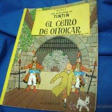 Cómics: LAS AVENTURAS DE TINTIN - EL CETRO DE OTTOKAR - JUVENTUD 1983 - 9 EDICIÓN. Lote 17796783