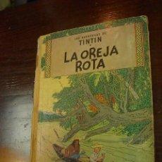 Cómics: TINTIN, LA OREJA ROTA, ED. JUVENTUD, 1966. Lote 14787775
