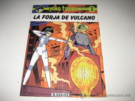 YOKO TSUNO Nº3 - LA FORJA DE VULCANO (Comics und Tebeos - Juventud - Yoko Tsuno)