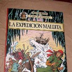 Cómics: BOB DE MOOR. CORI EL GRUMETE. LA EXPEDICION MALDITA. EDITORIAL JUVENTUD 1989. KRAKEN.. Lote 25446823