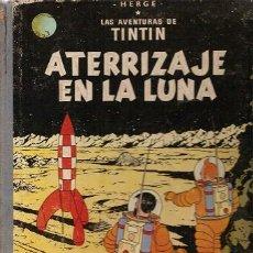 Cómics: 1003L - LAS AVENTURAS DE TINTIN ATERRIZAJE EN LA LUNA HERGÉ EDITORIAL JUVENTUD. Lote 23377834