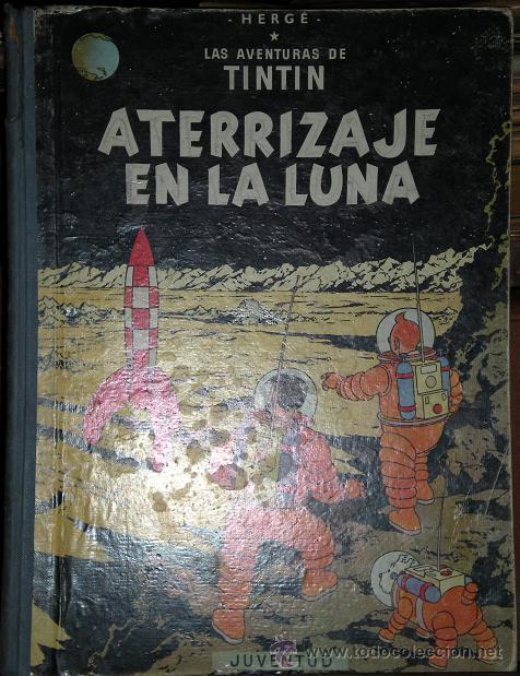 Cómics: 1003L - LAS AVENTURAS DE TINTIN ATERRIZAJE EN LA LUNA HERGÉ EDITORIAL JUVENTUD - Foto 2 - 23377834