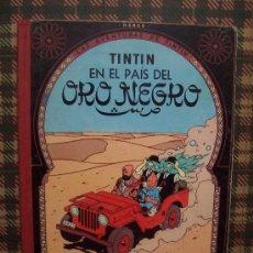 Cómics: TINTIN - 1970 - EN EL PAÍS DEL ORO NEGRO - ED.JUVENTUD. Lote 27457367