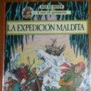 Cómics: CORI EL GRUMETE. LA EXPEDICIÓN MALDITA. BOB DE MOOR. ED. JUVENTUD 1989. Lote 26906773