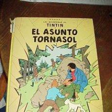 Cómics: EL ASUNTO TORNASOL. LAS AVENTURAS DE TINTIN. HERGE. EDIT. JUVENTUD. 6ª EDICION 1979. Lote 17862749