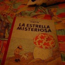 Cómics: TINTIN. LA ESTRELLA MISTERIOSA,JUVENTUD, SEGUNDA EDICION. Lote 18826236