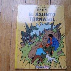 Cómics: COMIC - TINTIN - EL ASUNTO TORNASOL - HERGÉ EDITORIAL JUVENTUD TAPA BLANDA - PRECINTADO A ESTRENAR!. Lote 27441573