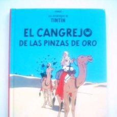 Cómics: TINTIN EL CANGREJO DE LAS PINZAS DE ORO / CASTERMAN 2001. Lote 23424885