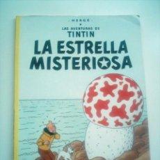 Cómics: TINTIN LA ESTRELLA MISTERIOSA / JUVENTUD 1996. Lote 23014281