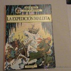 Cómics: LA EXPEDICIÓN MALDITA . Lote 21985394