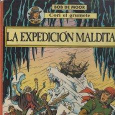 Cómics: CORI EL GRUMETE - LA EXPEDICIÓN MALDITA (EDITORIAL JUVENTUD) - CJ21. Lote 22103899