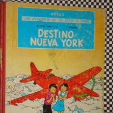Cómics: LAS AVENTURAS DE JO ZETTE Y JOCKO * DESTINO NUEVA YORK * COLECCION JUVENTUD * 1 ª EDICION * AÑO 1970. Lote 274361118