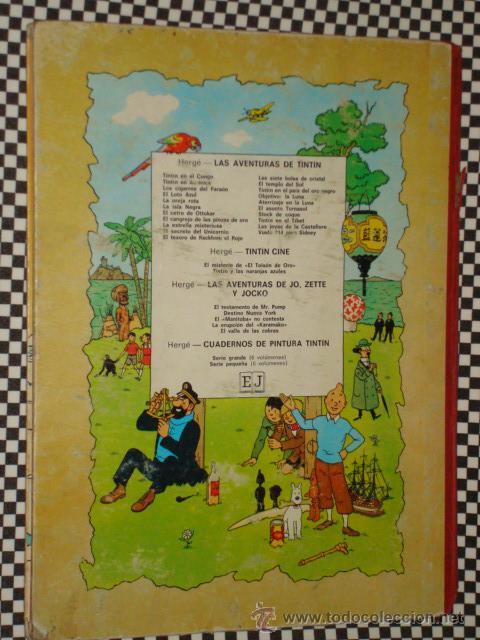 Cómics: LAS AVENTURAS DE JO ZETTE Y JOCKO * DESTINO NUEVA YORK * COLECCION JUVENTUD * 1 ª EDICION * AÑO 1970 - Foto 2 - 274361118
