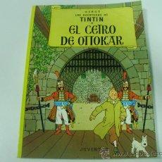 Cómics: TINTIN - EL CETRO DE OTTOKAR - JUVENTUD - 11ª EDICION (1.986). Lote 23687512