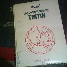 Cómics: LAS AVENTURAS DE TINTIN.ED.JUVENTUD.TOMO Nº3-1990- (MAS 6€ GASTOS ENVIO ). Lote 26677750